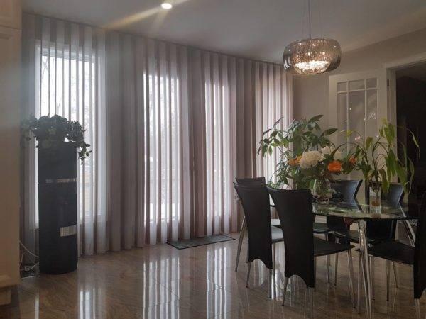 Вертикальные жалюзи купить в Киеве и Одессе фото 2