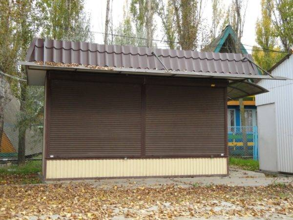 Ролети захисні купить в Києві та Одесі фото 6