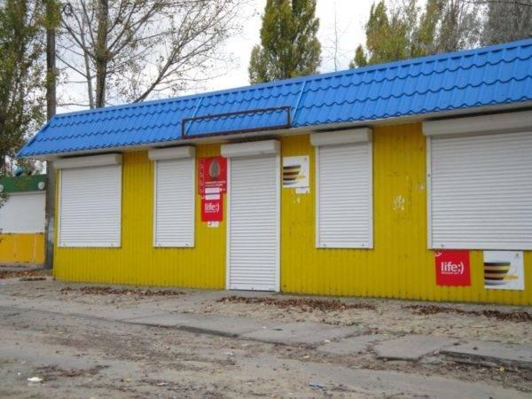 Ролети захисні купить в Києві та Одесі фото 2