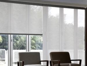 Рулонні штори Бостон сірий
