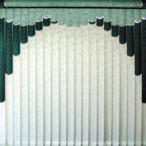 Пример работы mult12 Мультифактурные или многослойные жалюзи