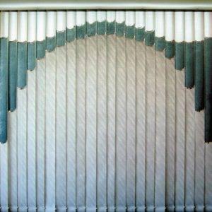 Пример работы mult15 Мультифактурные или многослойные жалюзи