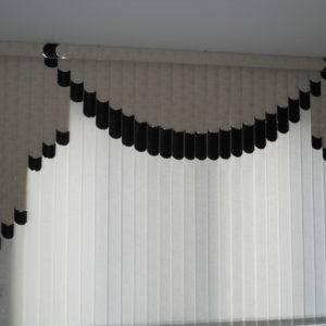 Пример работы mult24 Мультифактурные или многослойные жалюзи