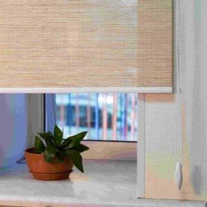 Пример работ Рулонные шторы