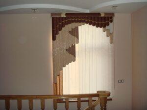 Приклад робіт Хвиля коричнева на бежевому