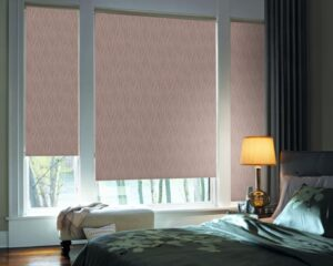 пример работы для рулонных штор классических с тканью невада